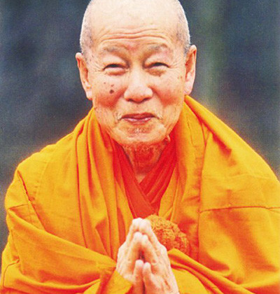 How to Be Bigger Than Your Suffering: Lessons from a Buddhist Monk