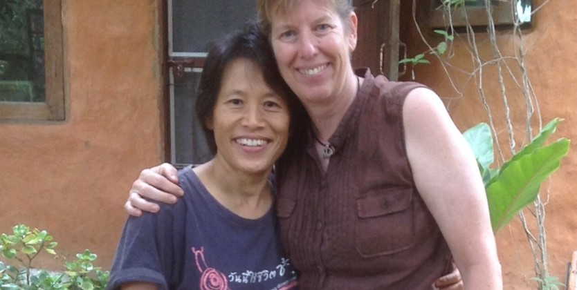 Support Socially Engaged Buddhism in Thailand